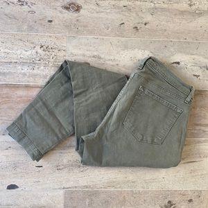 JBrand Genesis cotton twill skinny Pants 28